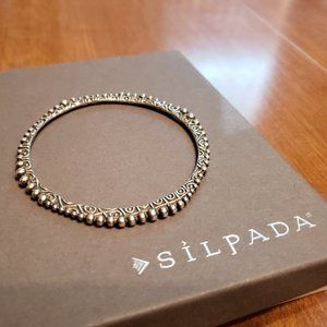 Silpada Perfectly Quirky Bangle